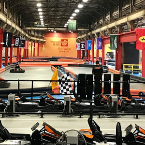$18 for 2 Adult Kart Races Regular $36