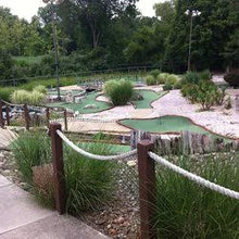 Rope Course and Mini Golf for 2 $25 for $50