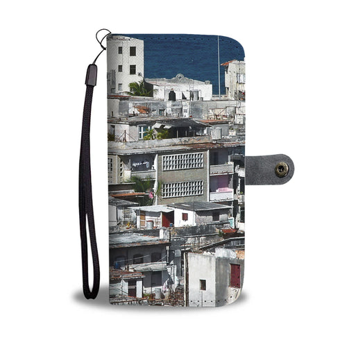 Custom wallet case. Vedado Neighborhood, Havana