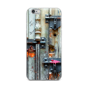 Locks, Havana. iPhone Case