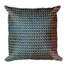 Square Pillow. Forbidden time. Image by Studio Gavilondo.