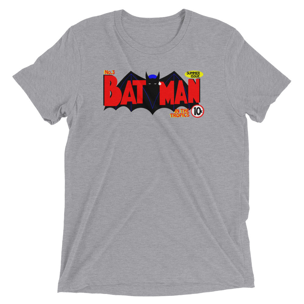 The bat in the tropics. Short sleeve t-shirt