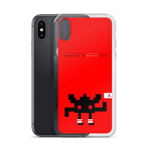 Welcome to Vedado Neighborhood. iPhone Case