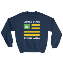 United State of Cannabica. Sweatshirt