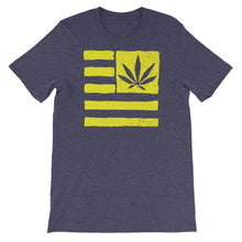 United State of Cannabica. Short-Sleeve Unisex T-Shirt