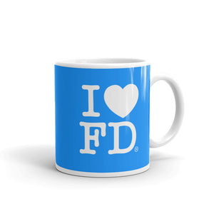 I Love FD 11oz & 15oz Mug