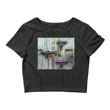 Locks. Women's Crop Tee
