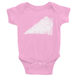 Forest of arrows. Infant Bodysuit