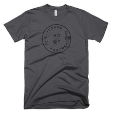 ADQ? El Vedado partners. Short-Sleeve T-Shirt