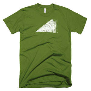 Forrest of arrows. Short-Sleeve T-Shirt