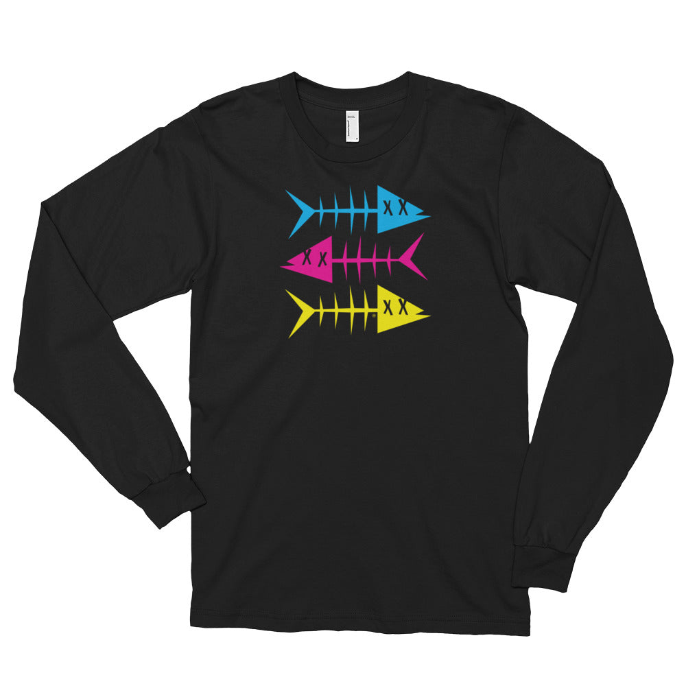 Pescados. Long sleeve t-shirt (unisex)