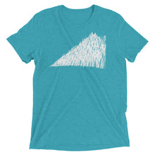Short sleeve t-shirt. New Print. Forest of Arrows.