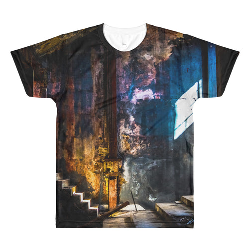 Carlanga Havana interior All-Over Printed T-Shirt