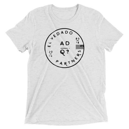 ADQ? Vedado Partners. Short sleeve t-shirt