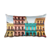 Rectangular Pillow. Havana vignette. Original Image by Studio Gavilondo.