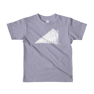 Forest of Arrows. Short sleeve kids t-shirt