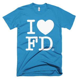 I Love FD Short-Sleeve T-Shirt