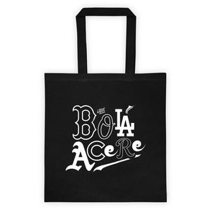 Tote bag. Cuban presence in MLB.