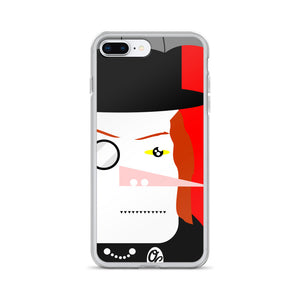 Oswald Cobelpot. iPhone Case