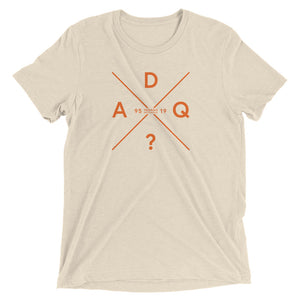 ADQ? Vedado Brotherhood. Short sleeve t-shirt
