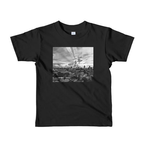 Vedado Neighborhood, Havana. Short sleeve kids t-shirt