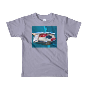 Chevy. Short sleeve kids t-shirt