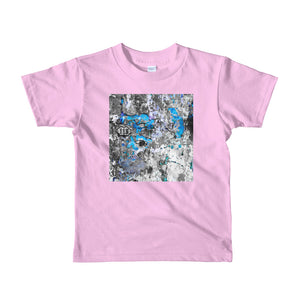 Havana postcards. Wall. Short sleeve kids t-shirt