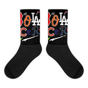 Socks. Que bola acere. Cuban presence on MLB