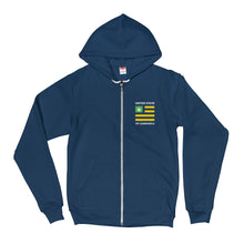 United Stated of Cannabica. Hoodie sweater