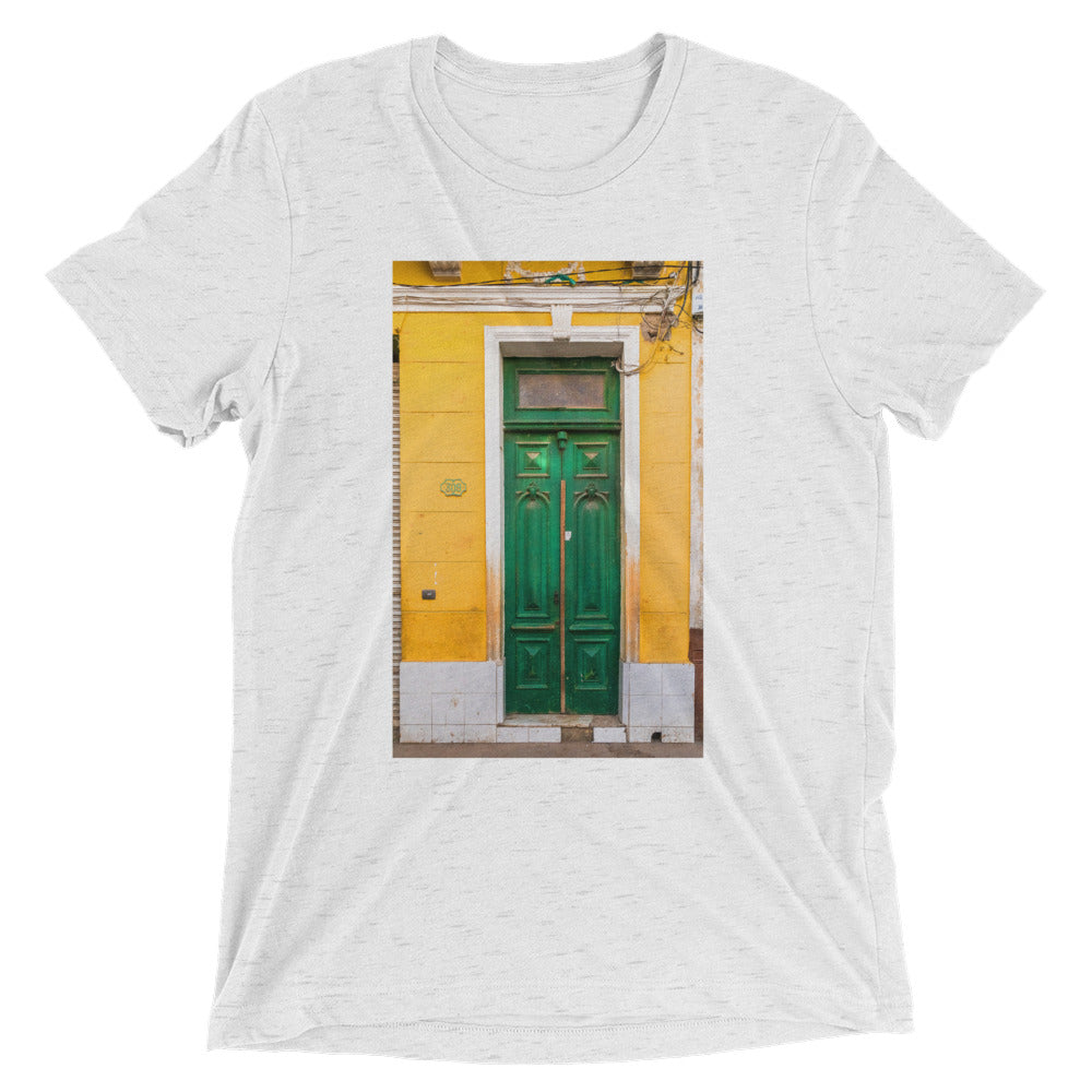 Green door, Havana. Short sleeve t-shirt