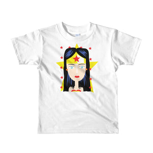 Diana. Short sleeve kids t-shirt