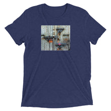 Locks, Havana. Short sleeve t-shirt