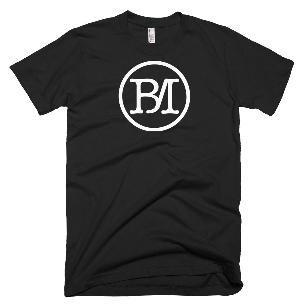 BuildingMarketing brand. Short-Sleeve T-Shirt