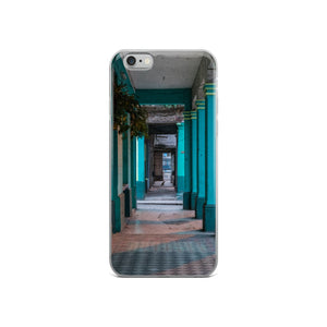 Corridor, Havana. iPhone Case