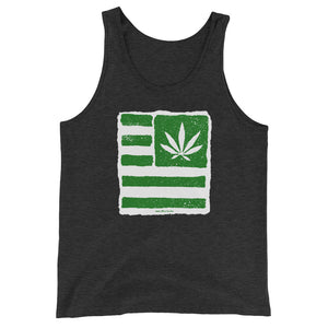 Unisex Tank Top. United Stated of Cannabica. New print.
