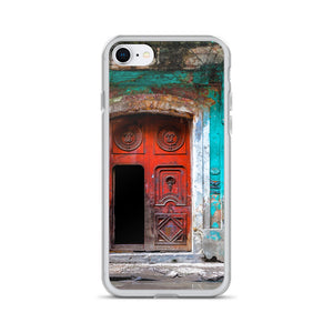 Door, Havana. iPhone Case