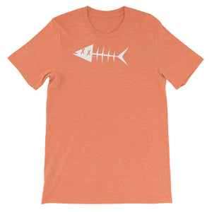 White fish. Short-Sleeve Unisex T-Shirt