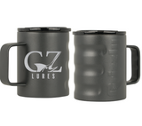 GZ Lures Grizzly Stainless Steel Insulated Grip Camp Cup