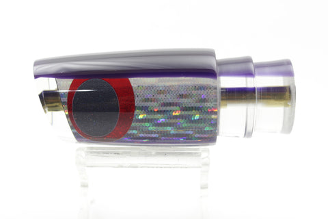 "Koya Lures ""Grander"" Purple Back JP Small Lunger 10"" 2.7oz"