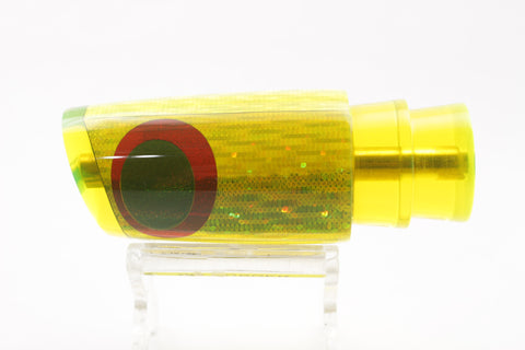 "Koya Lures Yellow ""Grander"" JP Small Lunger 10"" 2.7oz"