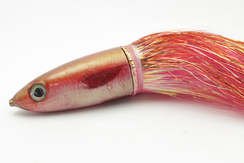 "Niiyama Lures Red Rover 12"" 8.3oz Flashabou"