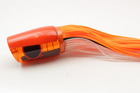 "Amaral Lures Orange Mirror Diamondback 14"" 7oz"