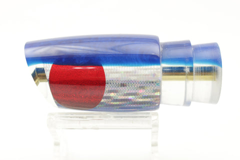 "Koya Lures Grander Rainbow Blue Back Poi Dog 9"" 4oz"