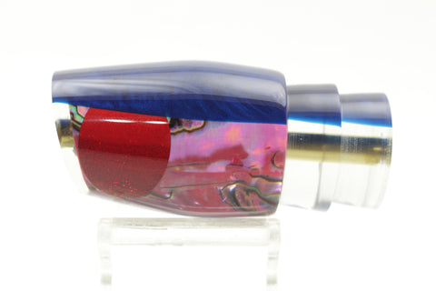 "Koya Lures Pink Abalone Blue Back Small 861 10"" 4.5oz"