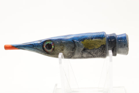 "Niiyama Lures Blue Back 3.0 Ballyhoo 7"" 2oz"