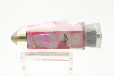 "Koya Lures Pink MOP Regular Bullet 9"" 4.8oz"