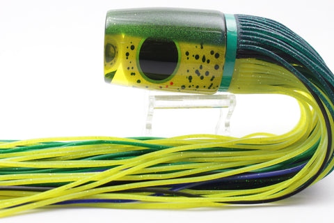"Amaral Lures Yellow Mahi Mahi Super Jararaca 15"" 6.7oz"