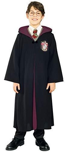 Amazon.com: Rubie's Harry Potter Gryffindor Child's Costume Robe, Large Black: Gateway