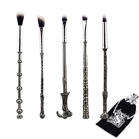 Wizard Wand Makeup Brush Set