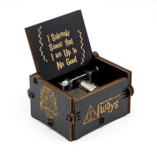 Harry Potter Hand Crank Musical Box